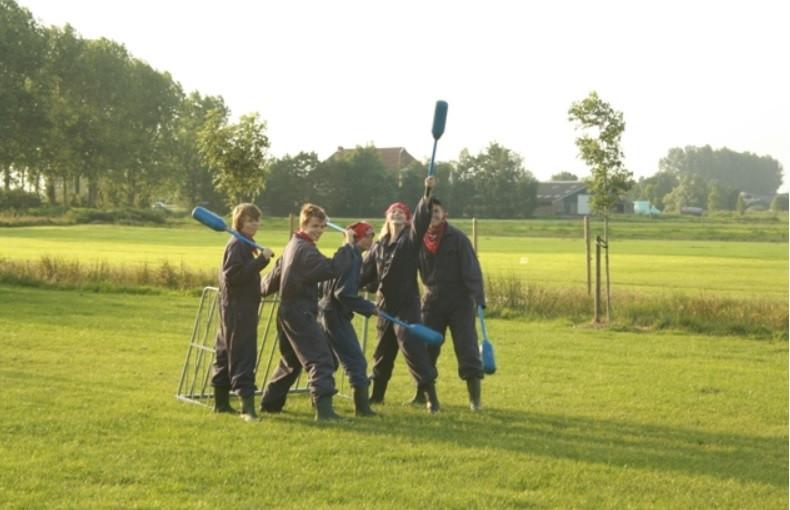 boerenlimpic knotshockey boerderijrecrea