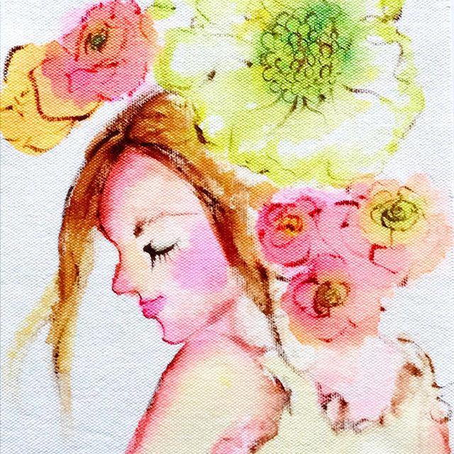 花とダンス