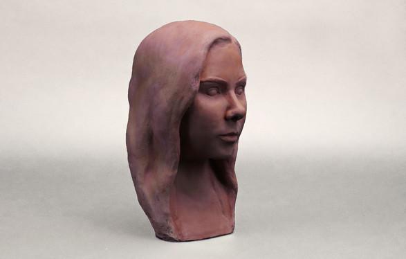 Self Portrait Bust