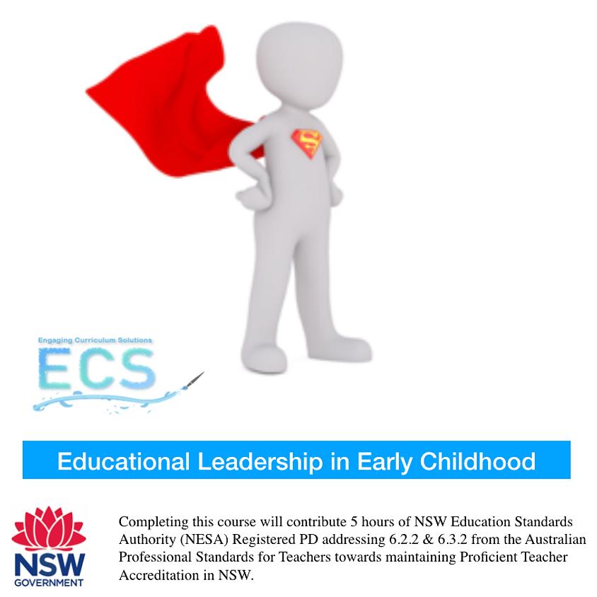 Educational Leadership in Early Childhood