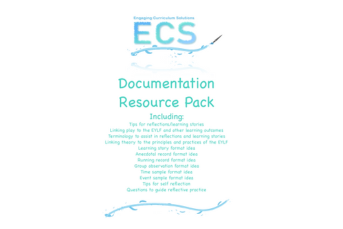 Documentation Resource Pack Combined
