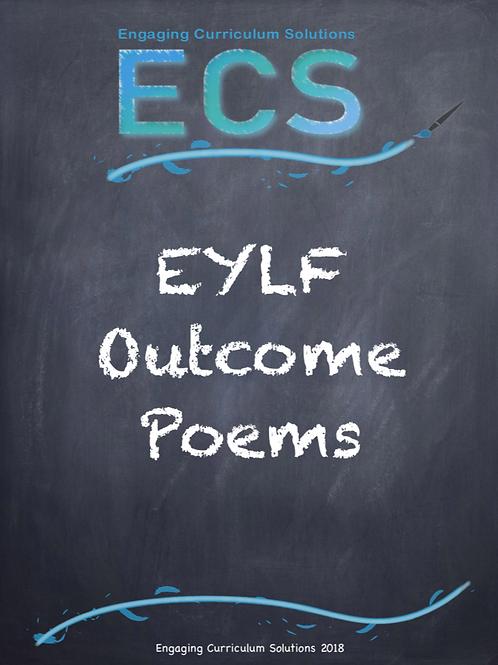 EYLF Outcomes Poems