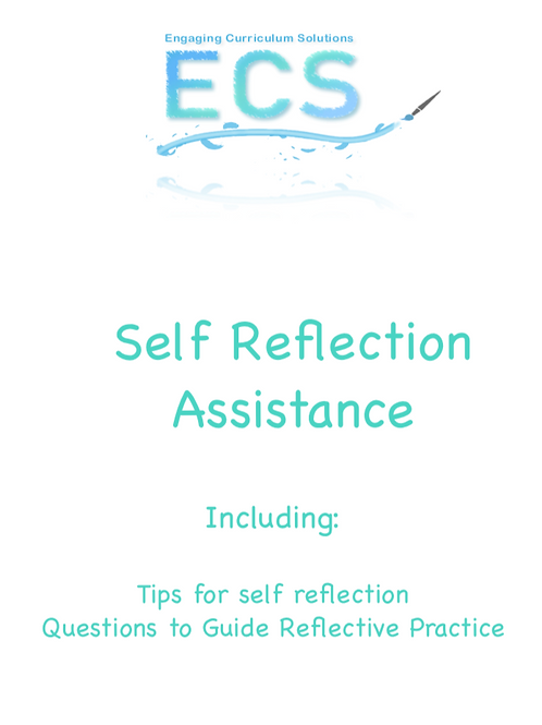 Self Reflection Assistance