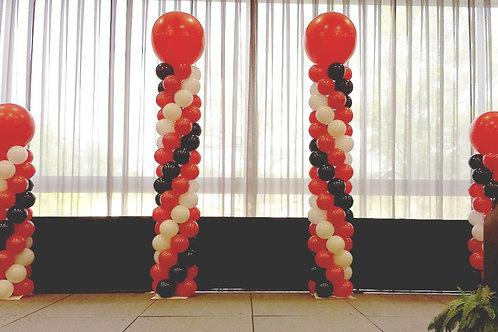 Traditional Balloon Column