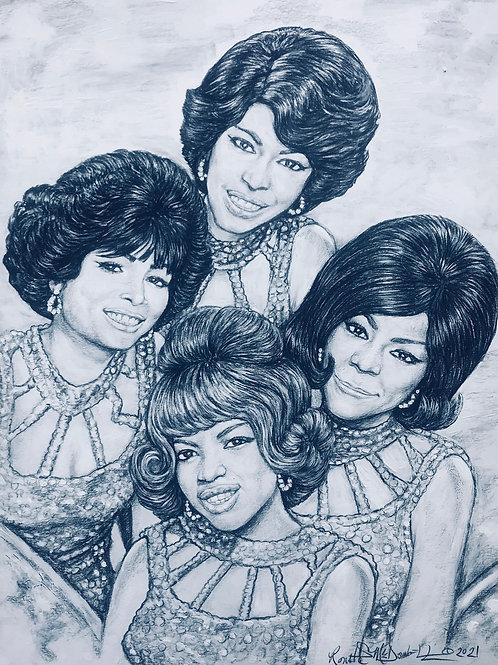 The Marvelettes - Motown Women Series