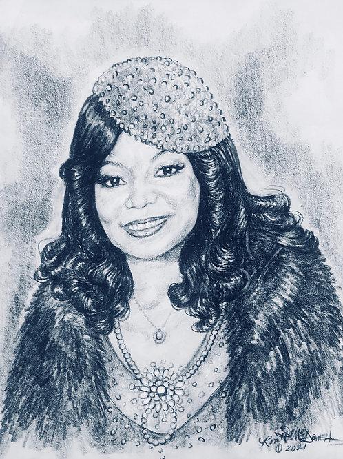 Anna Gordy Gaye -Motown Women Series