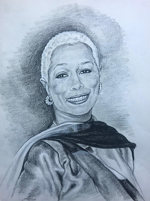 Edna Anderson Owens - Motown Women Series