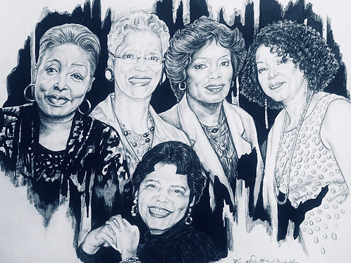 Montage - Motown Women Series