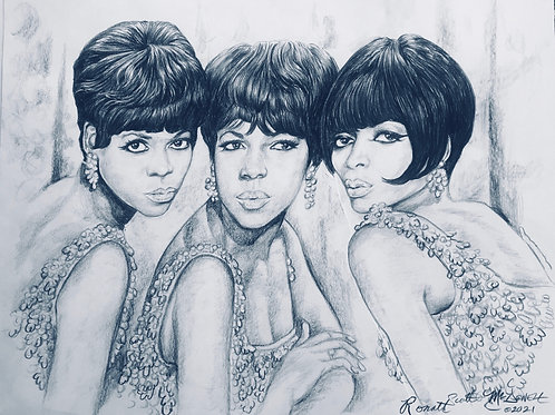 The Supremes - Motown Women Series