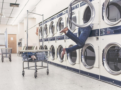 Wäsche waschen mit System
