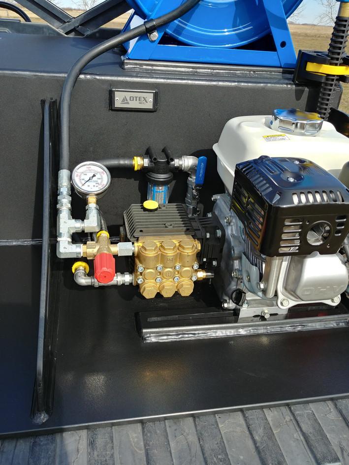 UHP Pump
