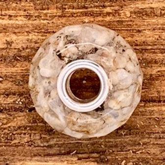 Tiny Whelk Shell Bead