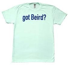 got beird unisex crewneck tshirt