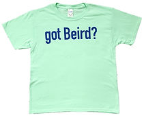 got beird kids tshirt