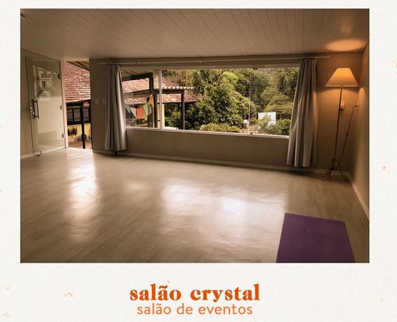 Salão Crystal