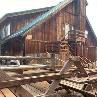 Christ Lodge from Chuckwagon
