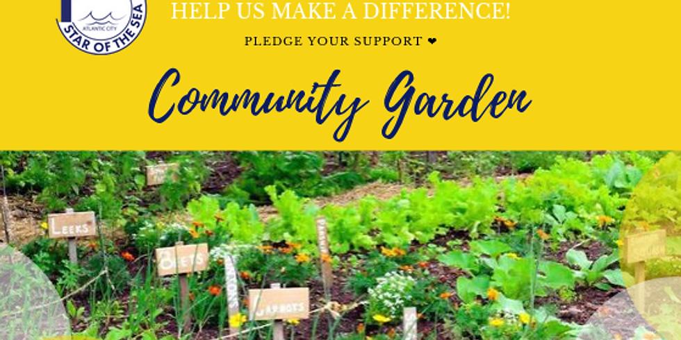 Community Garden Clean-Up