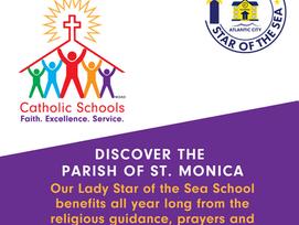 Discover The Parish of Saint Monica