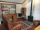 cottage interior dresser