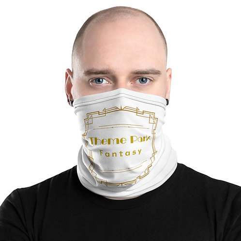 Theme Park Fantasy Face Mask and Scarf