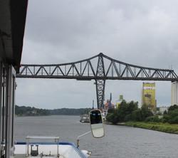 Eisenbahnhochbrücke, Jahrhundertbau