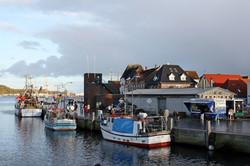 Eckernförde, Hafen, Ostsee