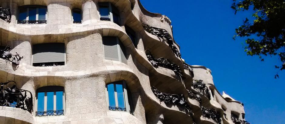 Gaudí e a Casa Milà