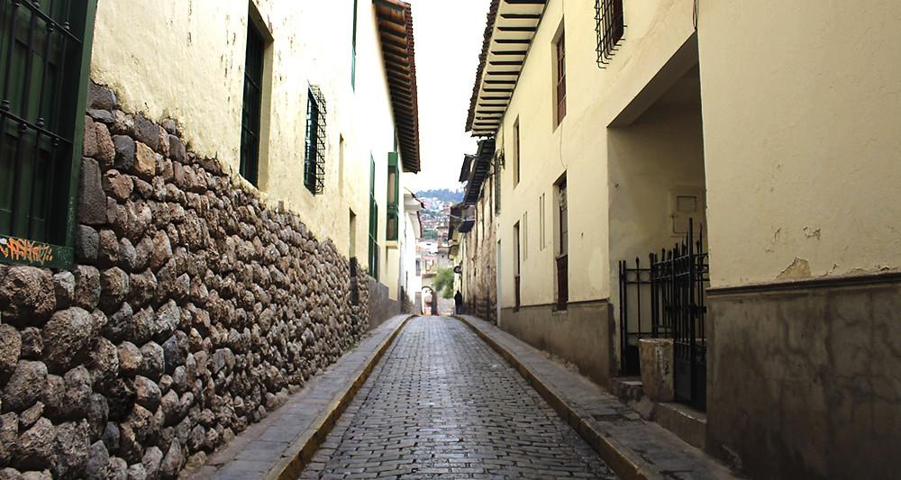 Vielas em Cusco