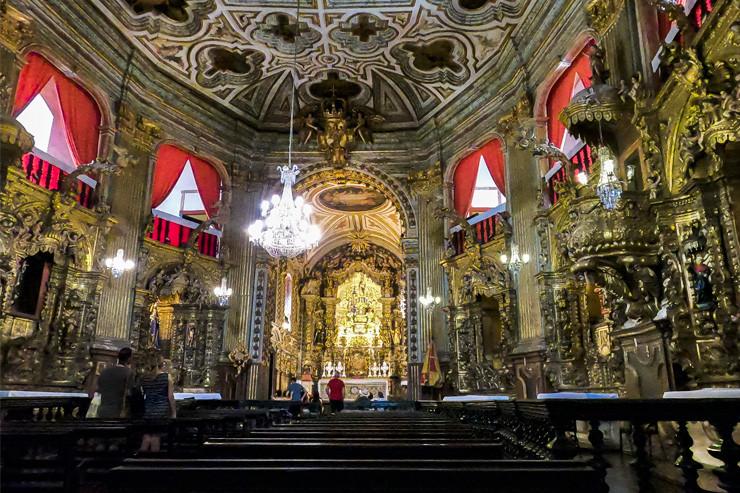 Igreja Matriz de N. S. do Pilar