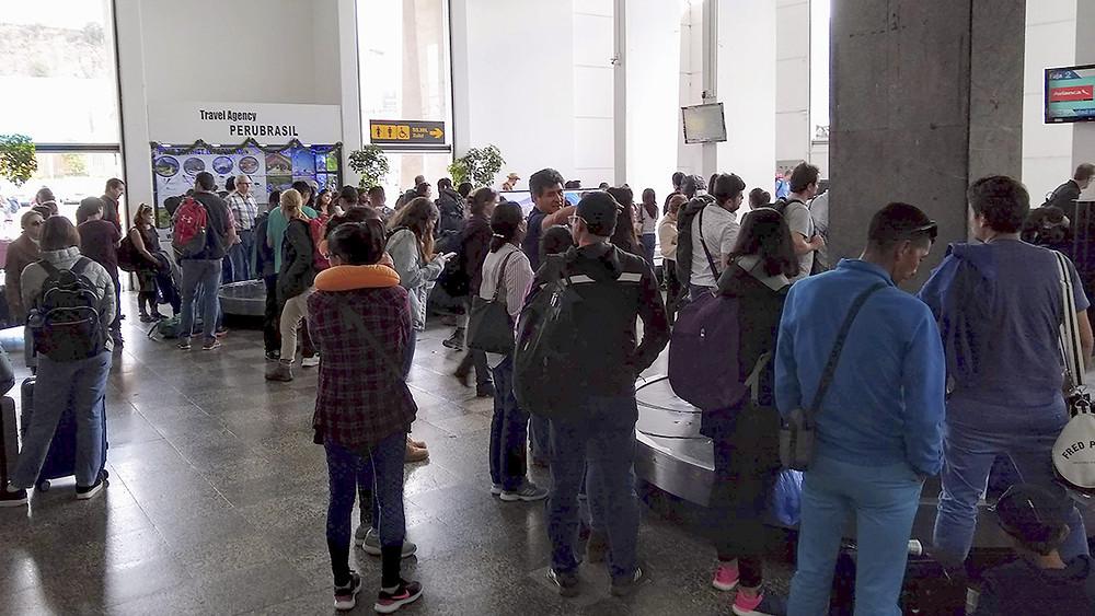 Aeroporto de Cusco