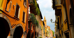 Verona além da Julieta