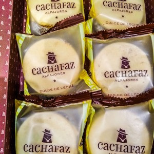 Alfajor Cachafaz