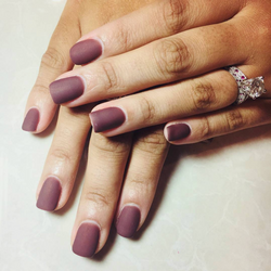 SNS with Matte finish