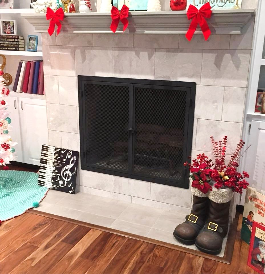 NEW FIREPLACE DESIGN