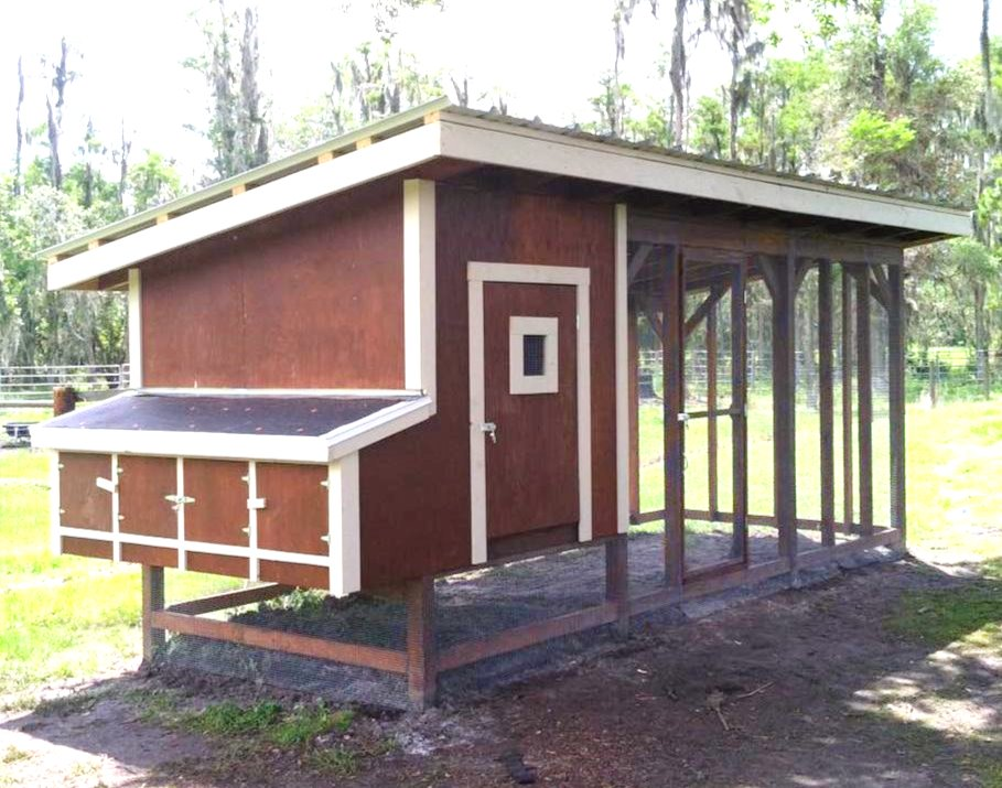 CUSTOM BUILD- Chicken Coup