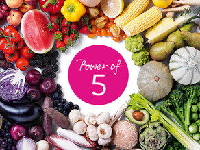 What counts towards your 5-A-Day?