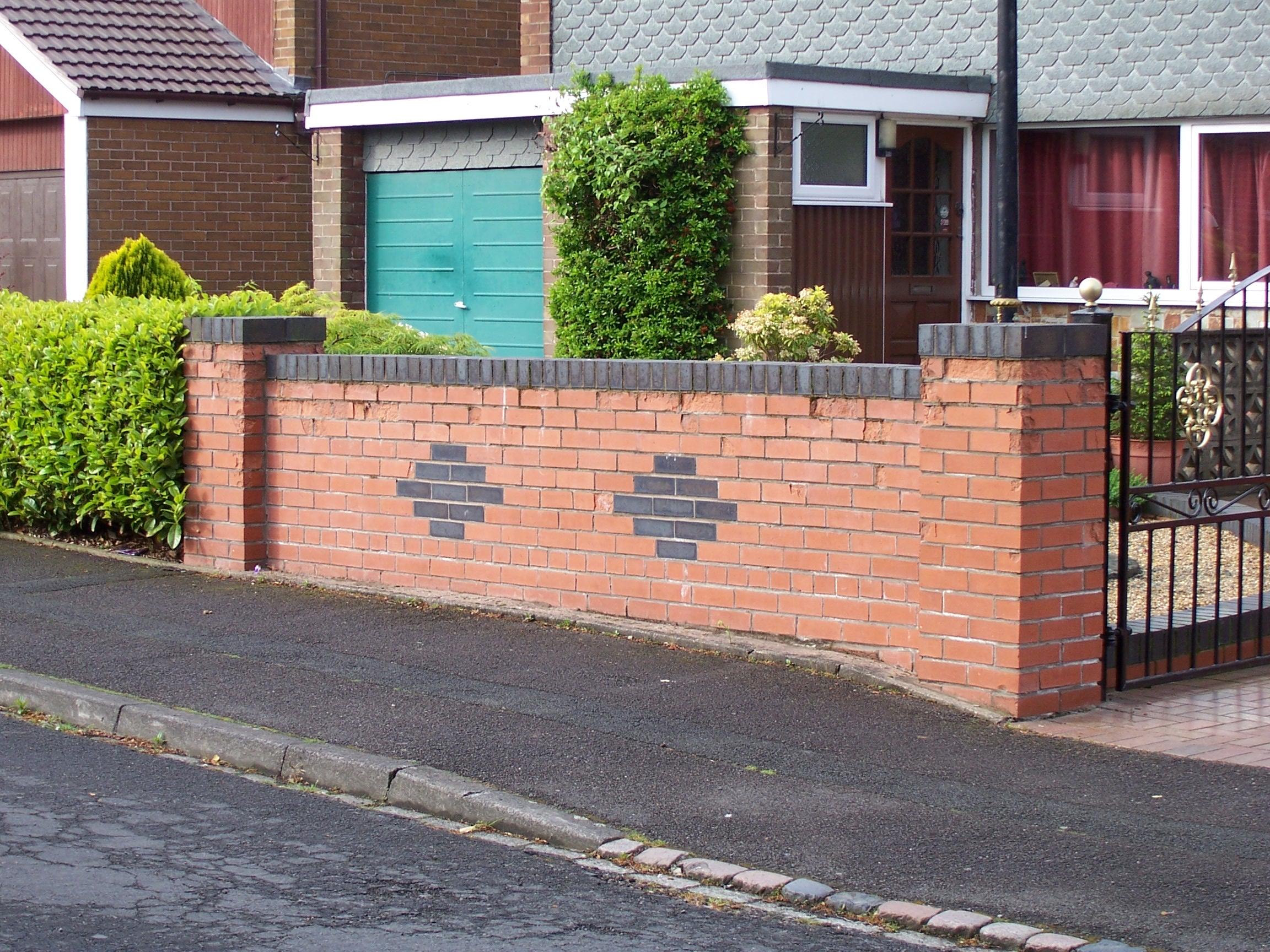 Wall repair 1