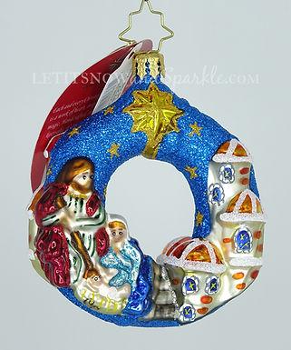 Christopher Radko The North Star Gem 1019727 Christmas Ornament