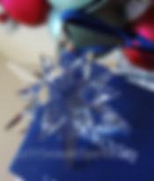 Swarovski Annual Little Ornments | LetitSnowandSparkle.com | unique christmas ornaments, swarovski crystal ornaments, swarovki ornaments, swarovski christmas ornaments, swarovski annual ornament