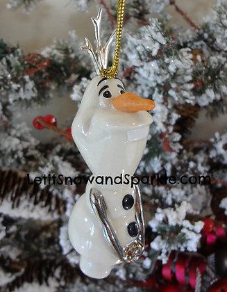 Disney's Warm Hugs Olaf Ornament by Lenox