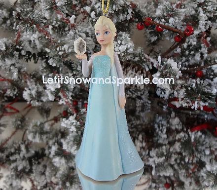 2015 Disneys Snow Queen Elsa Ornament by Lenox