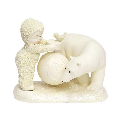 Snowbabies Peace Peace on Earth 6001886 Department 56 New 2018