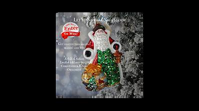 Christopher-Radko-A-Gift-of-Nature-Santa