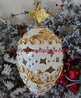 2015 Lenox Annual Ornament by Lenox