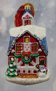 Christopher Radko Country Christmas 1020054