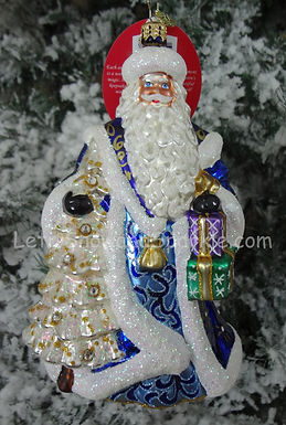 Christopher Radko Larger Than Life Santa 1019267