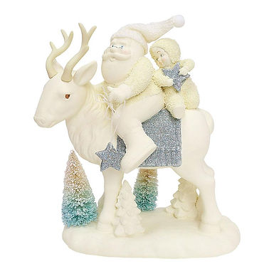 Snowbabies Peace Starry Night Journey 6000856 Department 56 New 2018