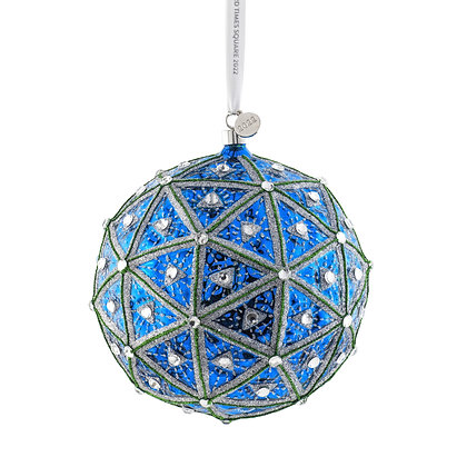 Waterford 2021 Times Square 2022 Masterpiece Ball Ornament 1059625