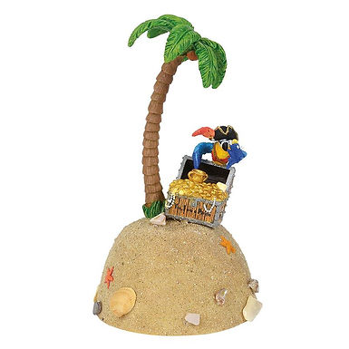 Margaritaville Village Yes, I Am a Pirate Palm Tree 6001211 Department 56 2018