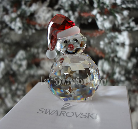 Swarovski Rocking Snowman 1005414